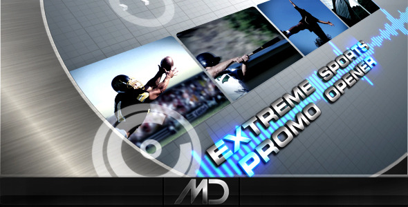After Effects Project - VideoHive Silver Sport HD 152697