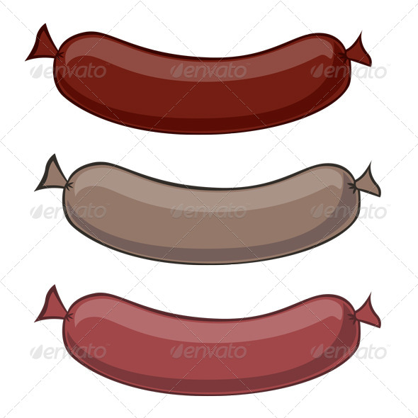 GraphicRiver Sausages 7161032
