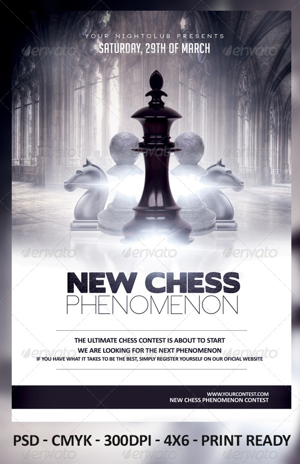 GraphicRiver Chess Phenomenon 7164232