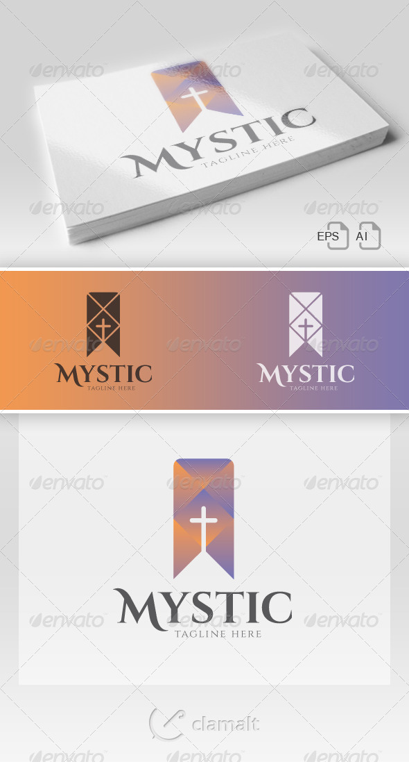 GraphicRiver Mystic Logo 7164483