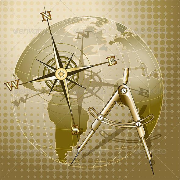 GraphicRiver Retro Navigation 7165385