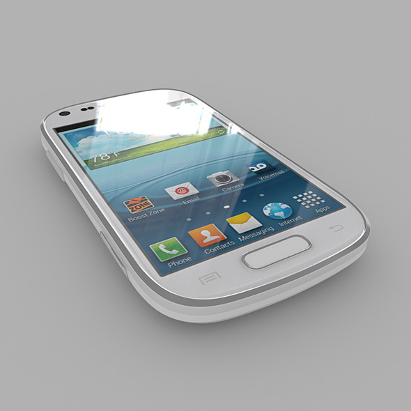 Samsung Galaxy Prevail 2	 - 3DOcean Item for Sale