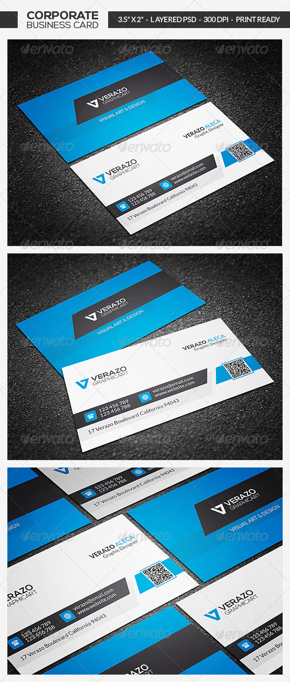GraphicRiver Creative Corporate Business Card 08 7169150
