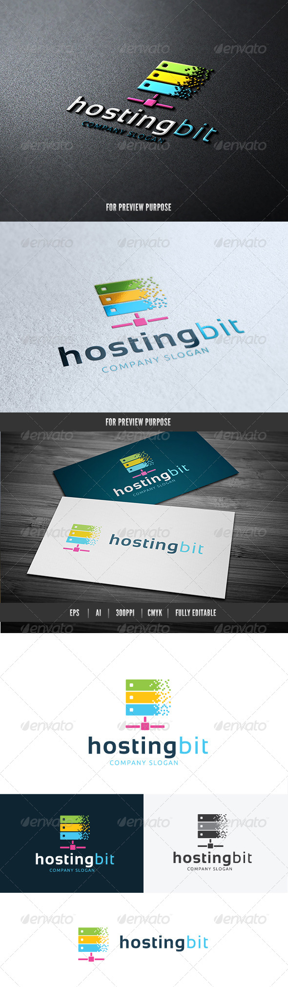 GraphicRiver Hosting Bit 7169180