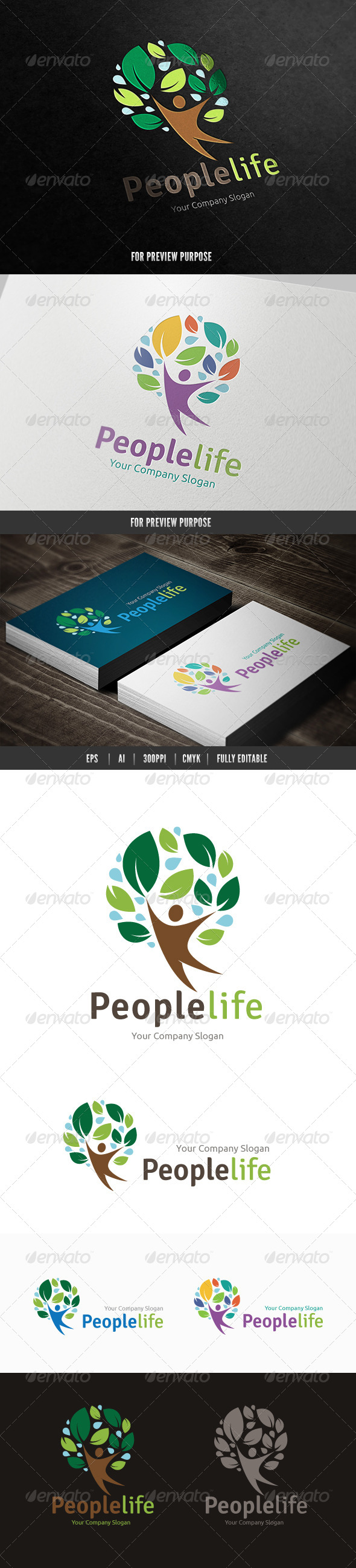 GraphicRiver People Life 7170263