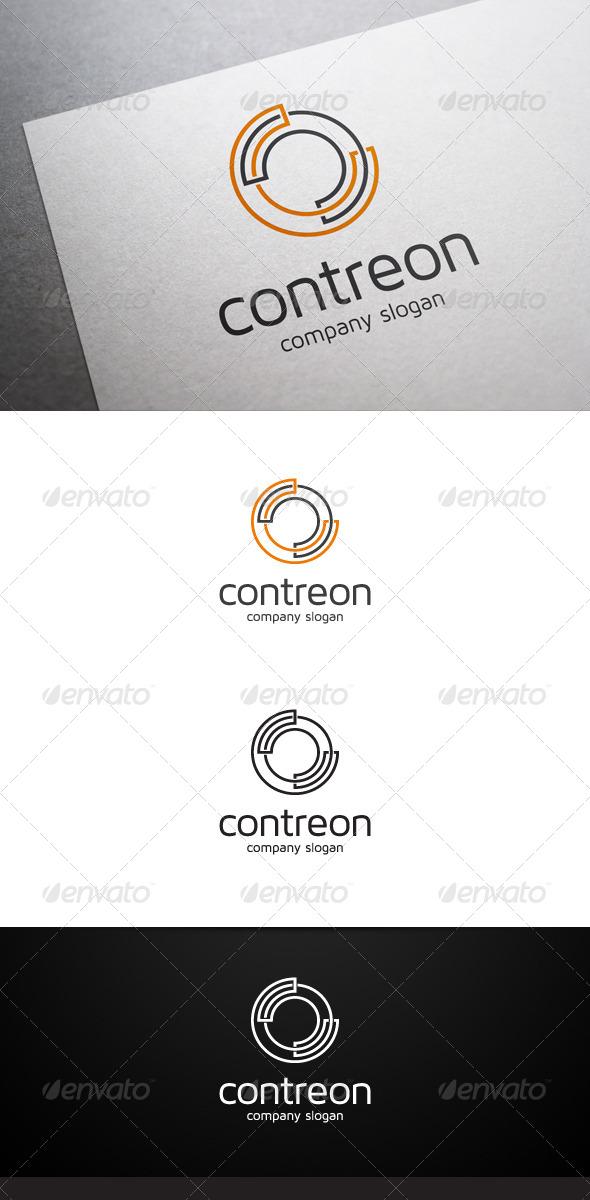 GraphicRiver Contreon Logo 7173682