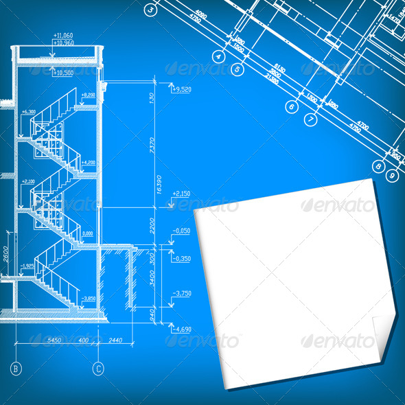 GraphicRiver Best Architecture Background 5901544
