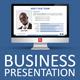 Business Presentation  - GraphicRiver Item for Sale