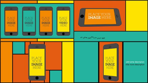 Elegant app Promo