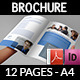 Company Brochure Template Vol.31 - 12 Pages - GraphicRiver Item for Sale