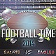 Football Time 2014 - Premium Flyer - GraphicRiver Item for Sale