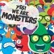 Various Monsters - GraphicRiver Item for Sale