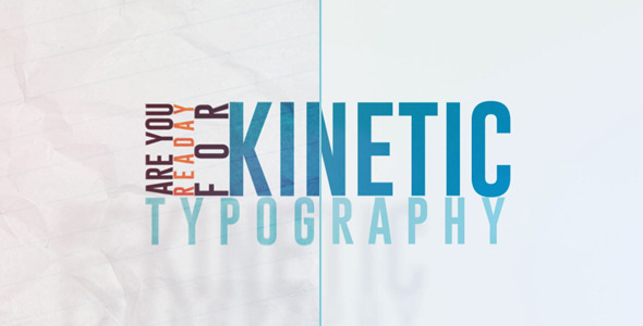 kinetic typography pack after effects template videohive 7182763 after effects project files. Black Bedroom Furniture Sets. Home Design Ideas