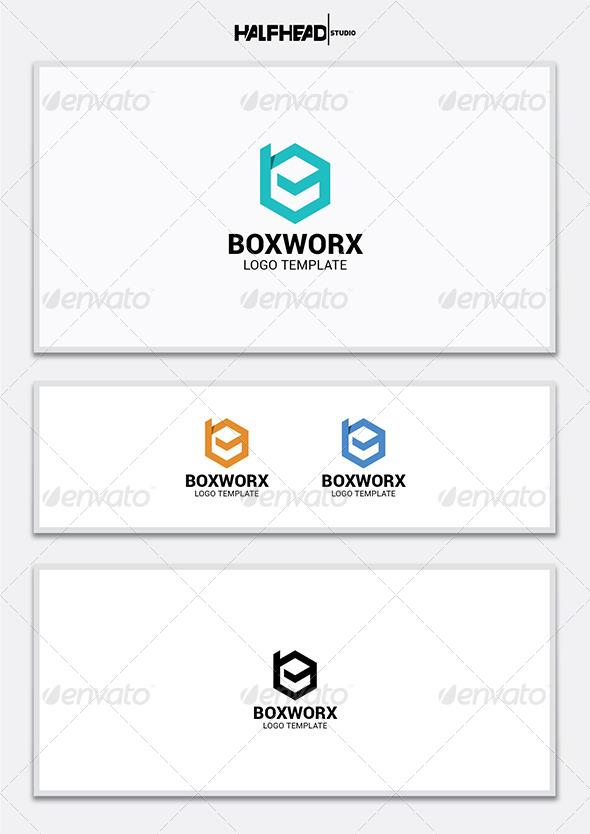 GraphicRiver Boxworx Logo Template 7182835