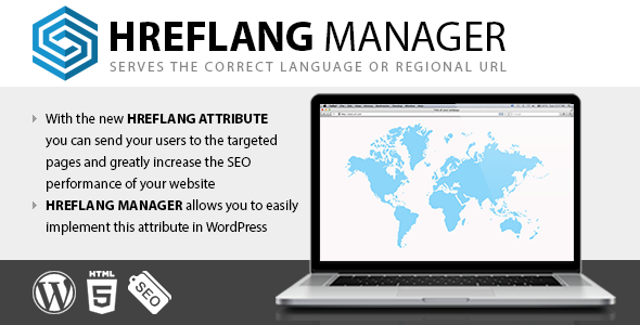 What is the hreflang HTML attribute? The hreflang is a new HTML attribute that goes within the HEAD section of the page and helps search engines understand that
