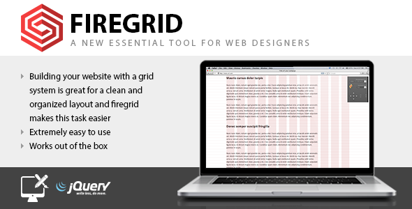 FireGrid - Tool for web designers - CodeCanyon Item for Sale