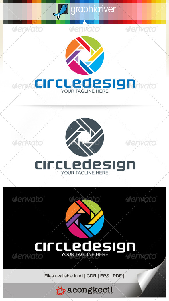 GraphicRiver Circle Design V.3 7185115
