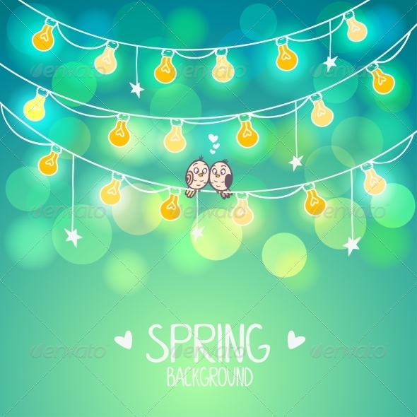 GraphicRiver Bulb Background 7186756