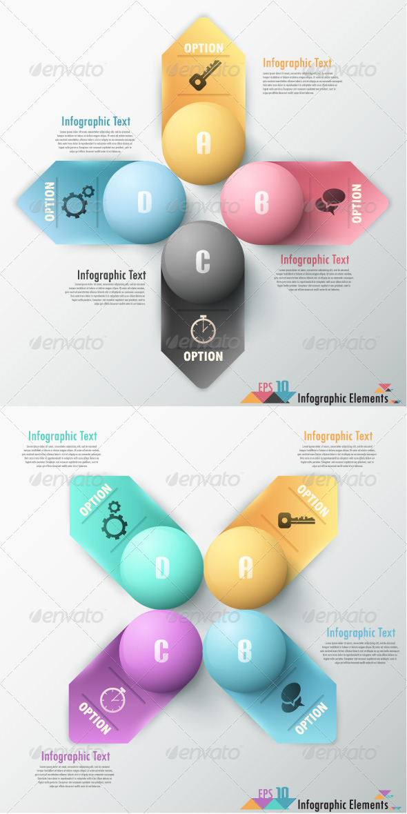 GraphicRiver Modern Infographic Options Banner Two Versions 7186784