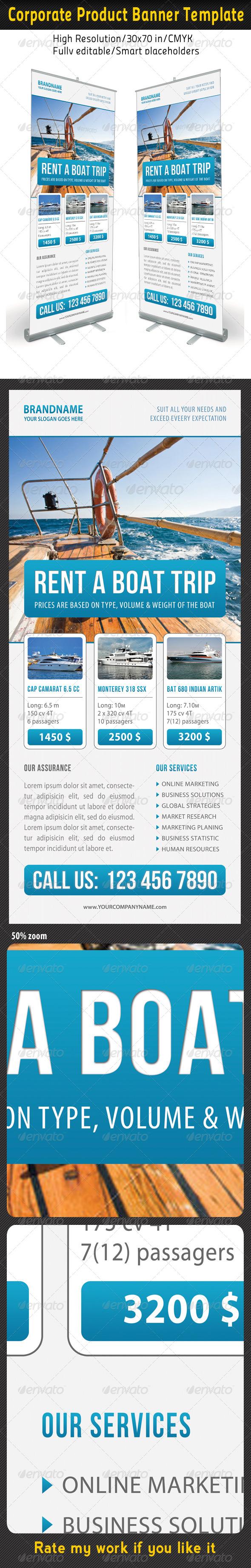 GraphicRiver Corporate Multipurpose Banner Template 49 7187685