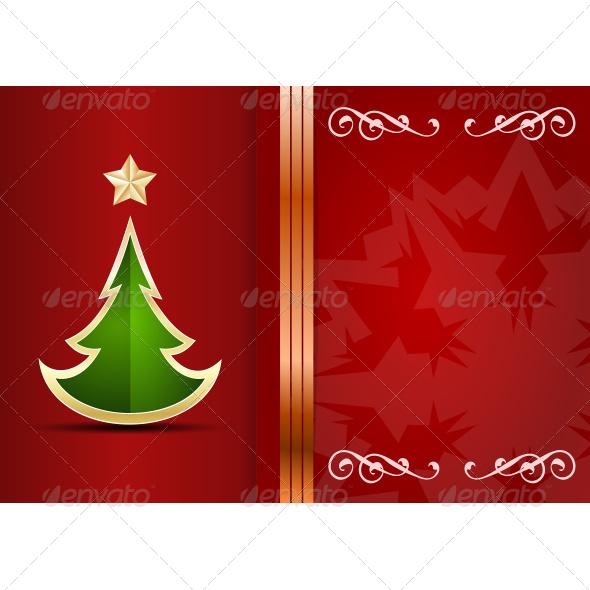 GraphicRiver Christmas Card 7188668