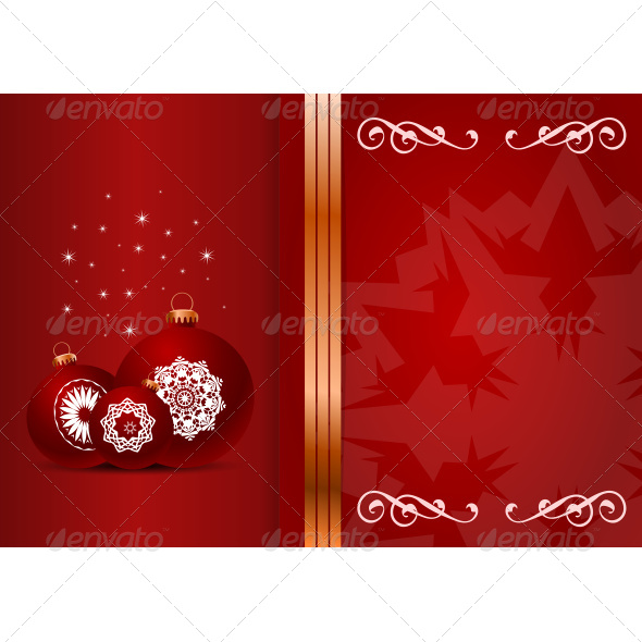 GraphicRiver Christmas Card 7188719
