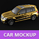 Car Branding Mockup (SUV) - GraphicRiver Item for Sale