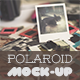 Old Polaroid Photo Frame Mock-Up Vol.1 - GraphicRiver Item for Sale