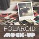 Old Polaroid Photo Frame Mock-Up Vol.1 - GraphicRiver Item for Sale