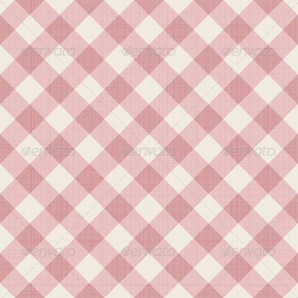 GraphicRiver Seamless Checkered Background 7191286