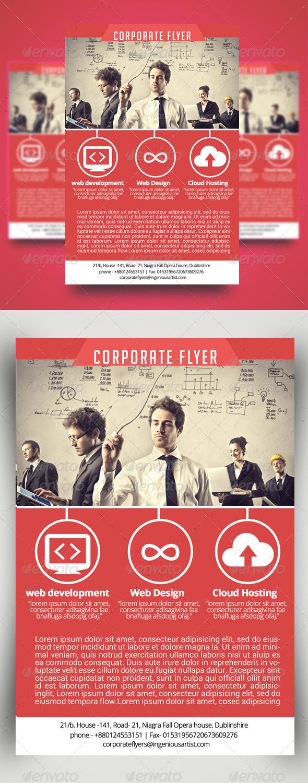 GraphicRiver Corporate Flyer V1 7133368