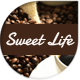 Sweet Life - Café and Restaurant WP Theme
