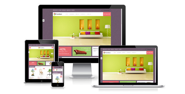Image of Leo Furniture Prestashop Theme