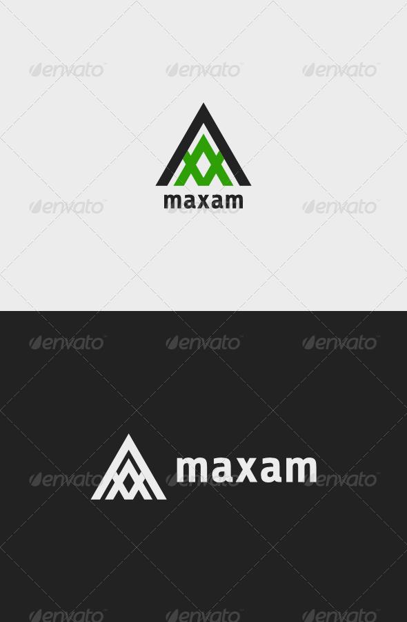 GraphicRiver Maxam Logo 7192249
