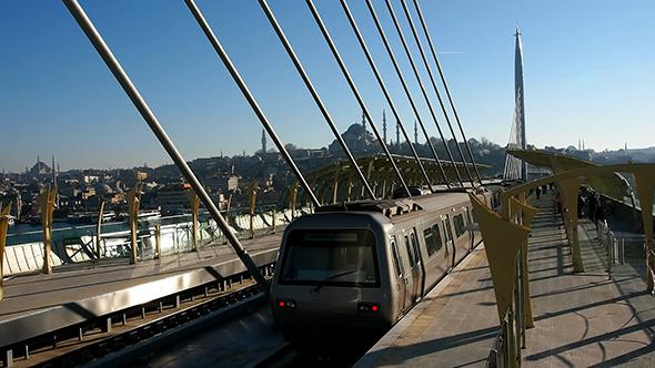 Istanbul Subway 1