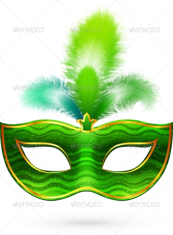 GraphicRiver Carnival Mask 7195050