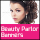 Beauty Parlour Banners - GraphicRiver Item for Sale