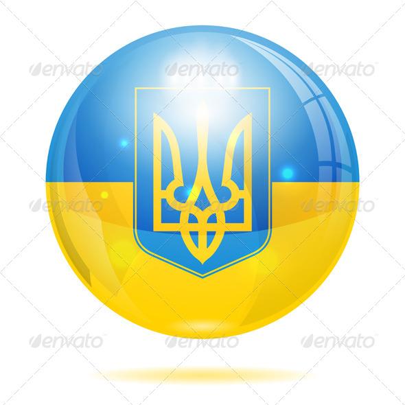GraphicRiver Ukraine Symbol 7195957