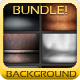 Metal Backgrounds Bundle II - GraphicRiver Item for Sale