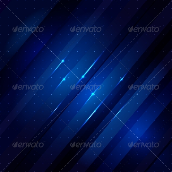 GraphicRiver Abstract Blue Background 7197076