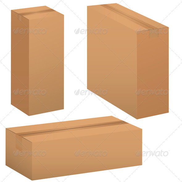 GraphicRiver Box Set 7197245
