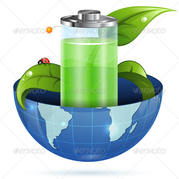 GraphicRiver Green Energy 7197366