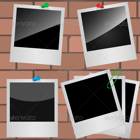 GraphicRiver Photo Frames 7198262