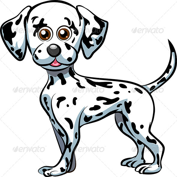 GraphicRiver Dalmatian 7165036