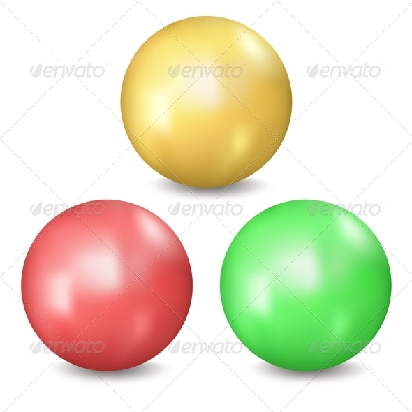 GraphicRiver Three Balls 7199121