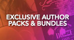 Exclusive Author Bundles & Packs