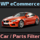 WP e-Commerce Car/Parts Filter Plugin
