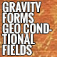 Gravity Forms Geo Conditional Fields