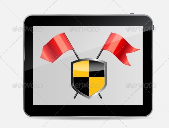 Internet Security Icon Vector Illustration