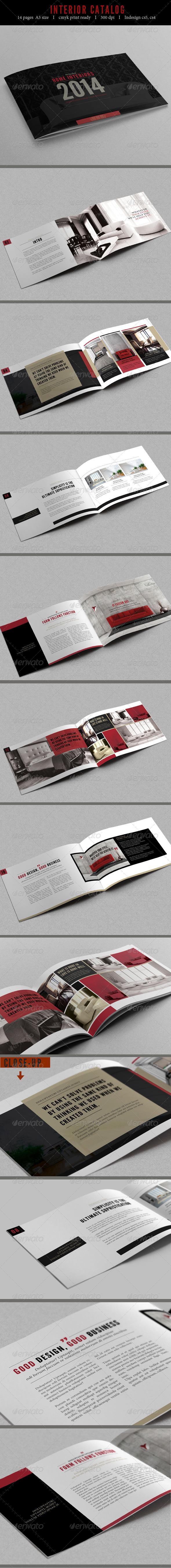 Professional Brochure Catalog